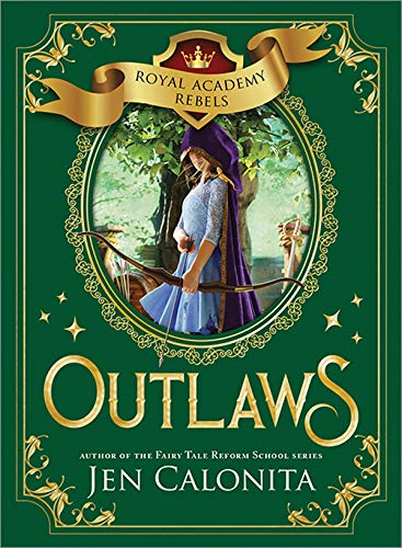 Outlaws (Royal Academy Rebels Book 2) (English Edition)