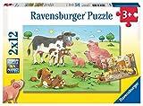 Ravensburger 07590 - Glückliche Tierfamilien