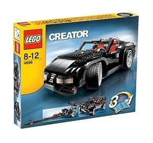 lego 4986 creator roaring roadsters toys. Black Bedroom Furniture Sets. Home Design Ideas