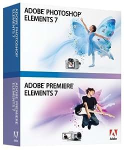 Adobe Photoshop Elements 7 and Premiere Elements 7 Bundle (PC)