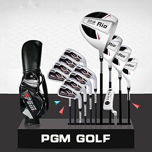 PGM Rio clubs de golf complète des Ensembles de golf, pour droitier, graphite Shaft # Mtg002, 13...