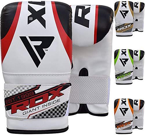 RDX BMR-1R - Guantes Saco Boxeo Entrenamiento Adulto
