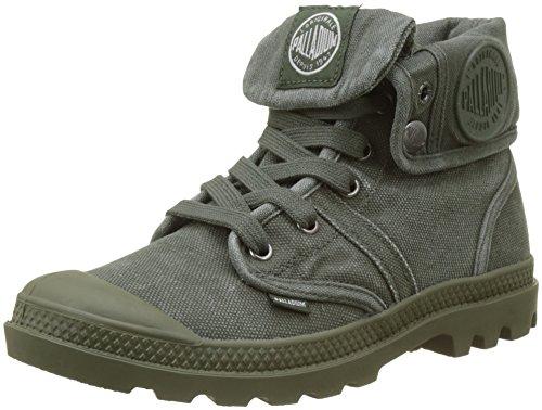 Palladium Damen Us Baggy W F Hohe Sneaker, Grün (Duffel Bag/Olive), 39 EU (Sneaker Bag)