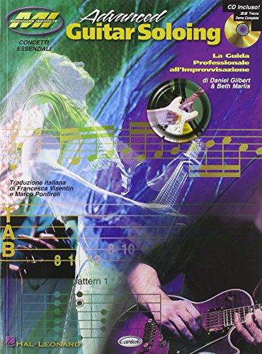 Advanced Guitar Soloing +CD