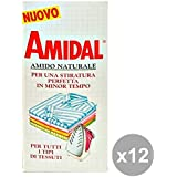 Set 12 AMIDAL Amido 250 Gr. STIRARE Bucato