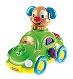 Fisher-Price Mattel–Auto Hund lernen 21–2146X
