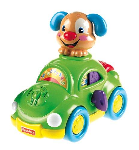Imagen 3 de Fisher-Price Mattel - Coche Perrito Aprendizaje 21-2146X