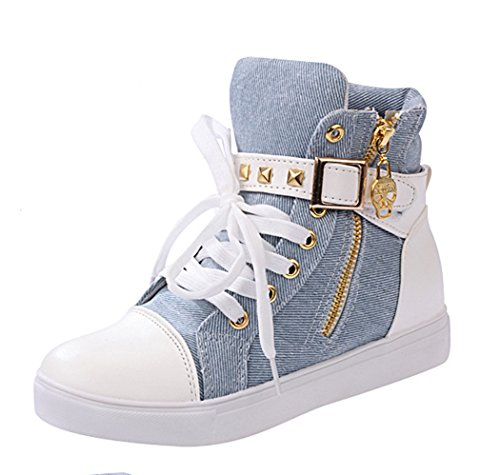 imayson-womens-skull-canvas-lace-up-zipper-increat-confortable-sneaker-sports-shoes-uk-6-color-blue