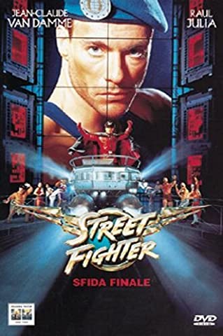 Street fighter - Sfida finale [Import anglais]