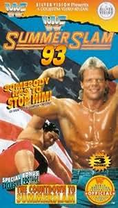 WWF - Summerslam '93 [1993] [VHS]