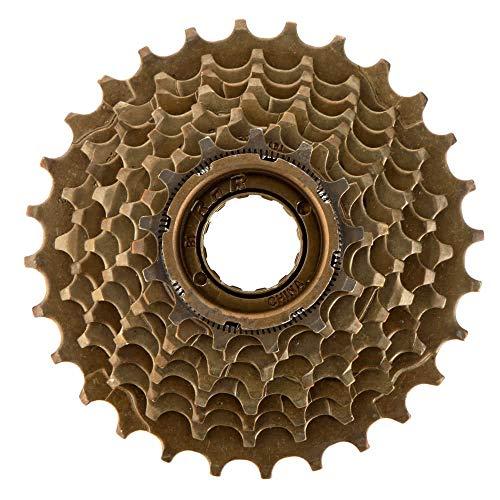 Accessori per biciclette Montagna Bicicletta vite volano Bici volano 8 tipo di scheda di velocità 13-28T marcia volano Montagna Bicicletta velocità tipo di carta volano parti di biciclette gear pigno