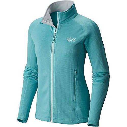 Mountain Hardwear Desna Grid Jacke-Frauen, Damen, Spruce