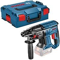 Bosch Professional 0611911001 Martillo Perforador A Batería, 1 W, 230 V, Negro, Azul, Rojo, Set de 2 Piezas