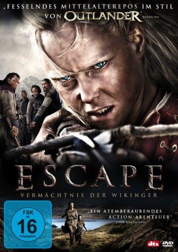 Escape - Vermächtnis der Wikinger (Nordstrom Mädchen)
