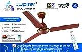 "Jupiter Tricopter Bldc 48"" Energy Efficient Remote Controlled C/Fan Matt Brown 3 Blades"