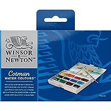 Winsor & Newton Set di pittura con godets interi (12 godets)