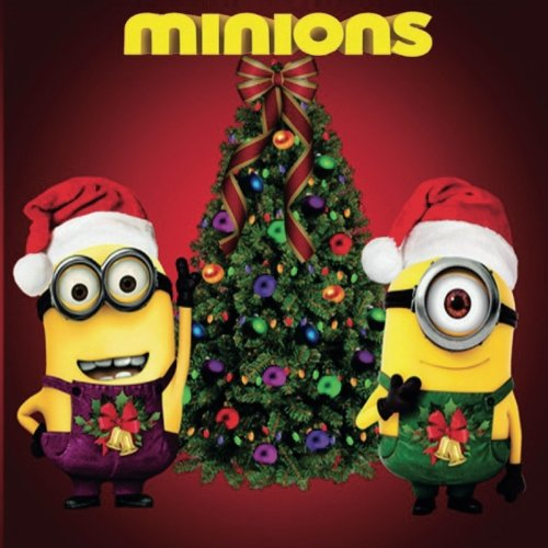 Preisvergleich Produktbild Minions Christmas Colouring Book: Colouring,  Art,  Stuart,  Dave,  Kevin,  Gus,  Smurf,  Birthday,  Present,  Gift,  Finding nemo,  Zootopia,  Frozen,  Mickey ... Cartoon,  Fun,  Kids,  Children
