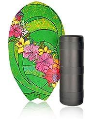 JUCKER HAWAII Balance Board Homerider KAPUA - Trainer d'équilibre et Fitness professionnel avec rouleau