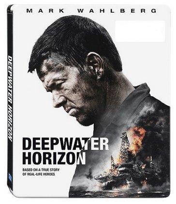Deepwater Horizon Limited Edition Steelbook [Blu-ray + DVD + Digital HD]