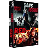 Coffret bruce willis : red ; sans issue