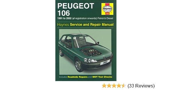 peugeot 106 repair manual download various owner manual guide