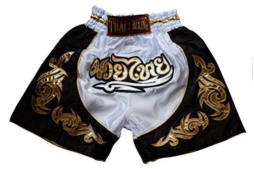 Nakarad Pantalones Cortos Muay Thai niños 2-10Años