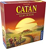 Asmodee - Catan, Le Jeu de Base - Jeu de Stratégie - 3/4 joueurs
