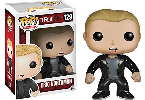 Funko 025610 Pop Television: True Blood Eric Northman 129 Vinyl Figure (Blood Pop Vinyl True)