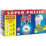 Bloom Mosquitos Insecticida Eléctrico Líquido - Paquete de 6 x 24.67 gr - Total: 148 gr