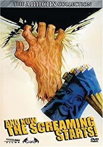 Now the Screaming Starts (DVD) (1973) (Region 1) (US Import) (NTSC)