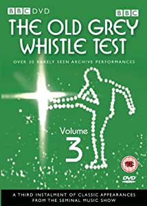 The Old Grey Whistle Test - Vol. 3 [DVD]