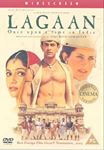 Lagaan - Once Upon A Time In India [DVD] [2001]