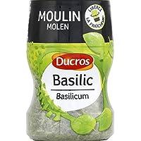 Ducros Moulin basilic Le falcon de 6g - Prix Unitaire - Livraison Gratuit Sous 3 Jours