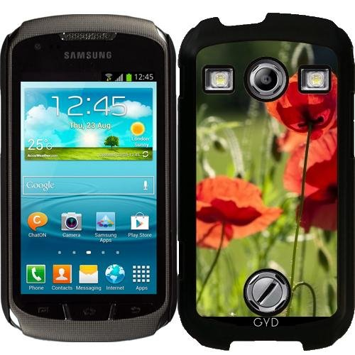 coque-pour-samsung-galaxy-xcover-2-s7110-coquelicots-dans-lherbe-by-utart
