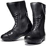 Agrius Oscar Motorcycle Boots 43 Black (UK 9)