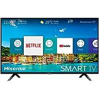 Hisense H40B5600 - TV 40' FullHD Smart TV, 2 HDMI, 2 USB, Salida óptica y de Auriculares, WiFi n, Audio DBX, Procesador Quad Core, Smart TV VIDAA U 2.5.