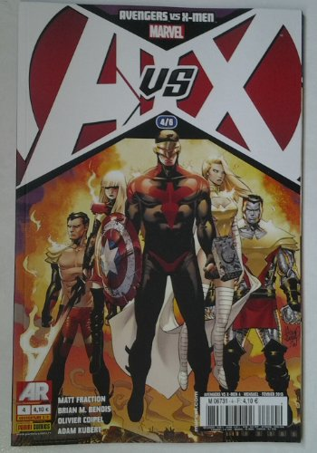 Avengers vs x-men 4 2/2