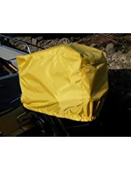 Motor fuera borda (impermeable y con ventilación Tamaño 7(150–300HP) Motor de amarillo funda