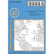 Carte marine : Îles du Cap Vert
