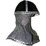 Trullala disfraz de caballero con casco, varios colores a elegir - plata
