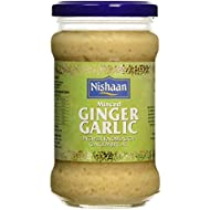 Nishaan Minced Ginger Garlic Paste, 283g