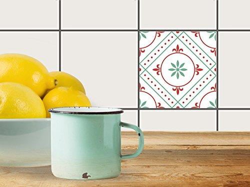 fliesenfolie-selbstklebend-10x10-cm-1x1-design-ornament-light-4-grafik-illustration-klebefolie-kuche