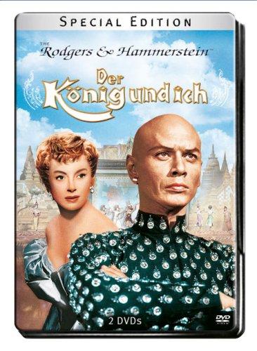 Der König und ich (Steelbook) [Special Edition] [2 - Und Der Ich König