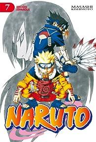 Naruto nº 07/72 par Masashi Kishimoto