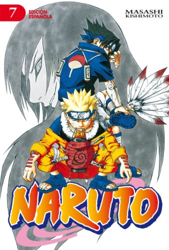 Naruto nº 07/72 (EDT)