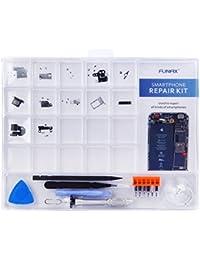 Kits de reparación FUNFIX 14 en 1 kit de reparación de la herramienta abierta con Cuchillas para iPhone 6 y 6s / iPhone 5 y 5S Teléfono / Móvil