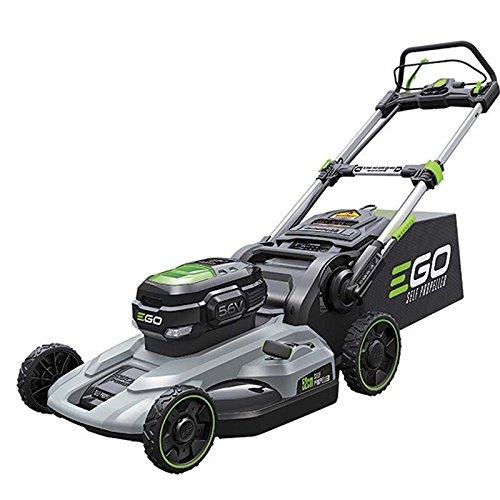 Tondeuse à gazon Ego Power+ LM2122E-SP sans fil batterie lithium 56 V coupe 52 cm