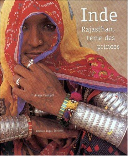 Inde Rajasthan, Terre princes