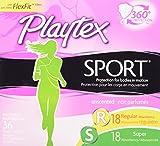 Playtex Sport Tampon Multipack Unscented 36-count Box direkt aus den USA!!