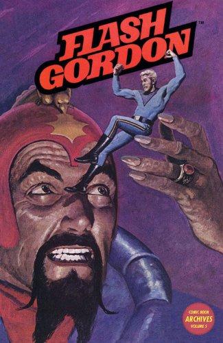 Flash Gordon comic book archives.